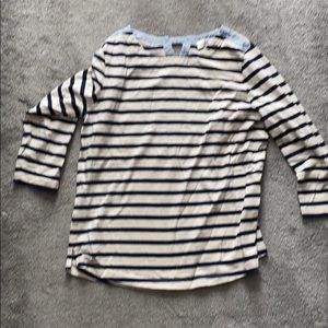 Striped shirt size small